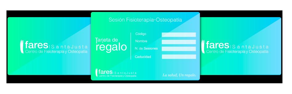 regalo sesión fisioterapia en Sevilla